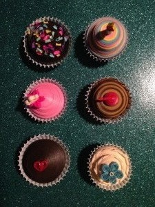 Cupcakes- assted